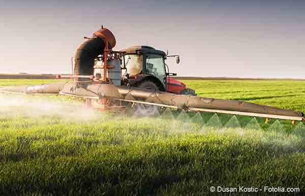 Le monde agricole ne semble pas pouvoir se passer des pesticides actuels