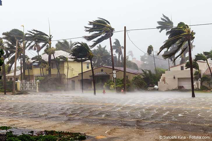 Le coût des catastrophes naturelles en 2017 dépasse aux Etats-Unis 308 milliards de dollars