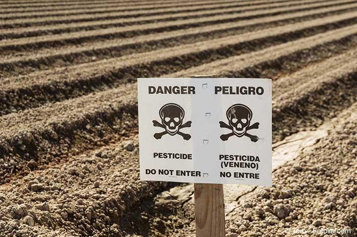 L'initiative européenne lancée par des ONG Stop glyphosate commence à produire des effets