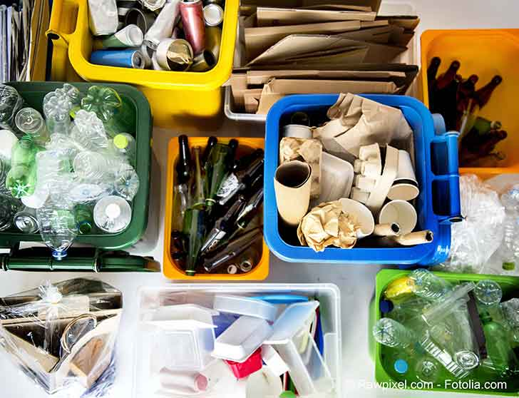 L'Allemagne a des problèmes avec ses déchets plastiques