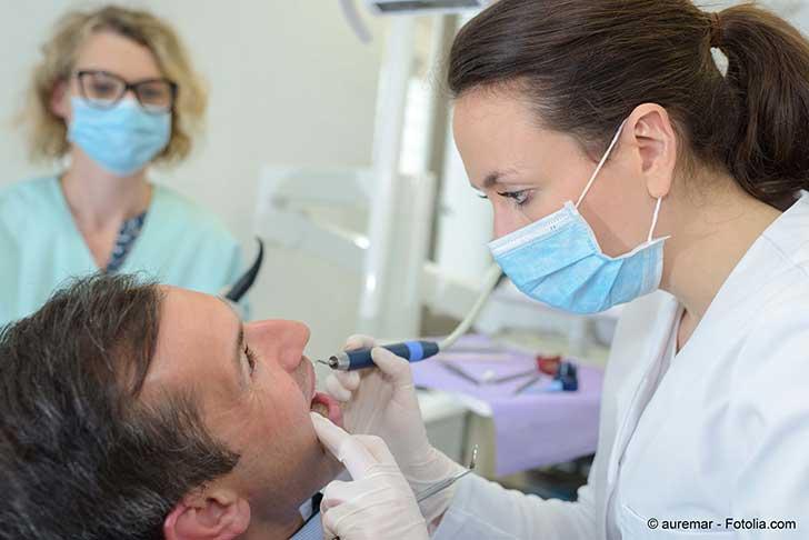 Les dentistes acceptent de gagner plus