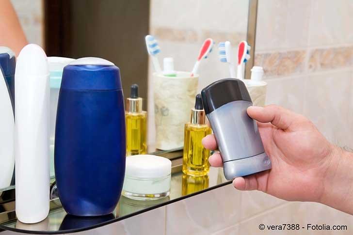 Le doute est lancé sur les risques inhérents aux sels d'aluminium dans les déodorants