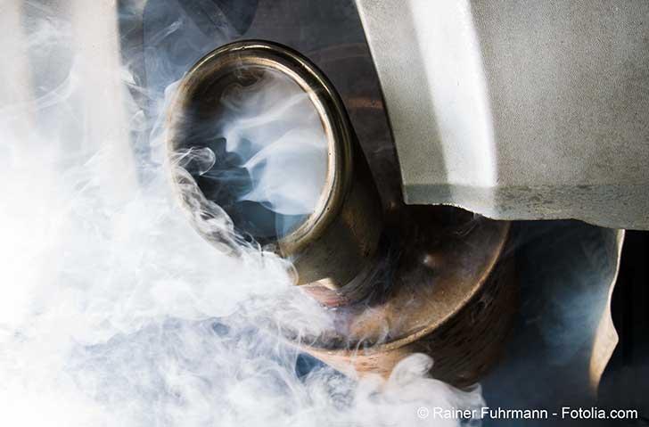 La moiti� des v�hicules diesel commercialis�s depuis 2016 ne respectent pas les normes antipollution
