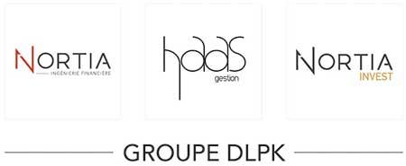 Cr�ation du groupe DLPK