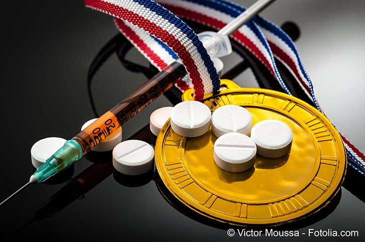 On n�aura jamais fini de parler du dopage des sportifs
