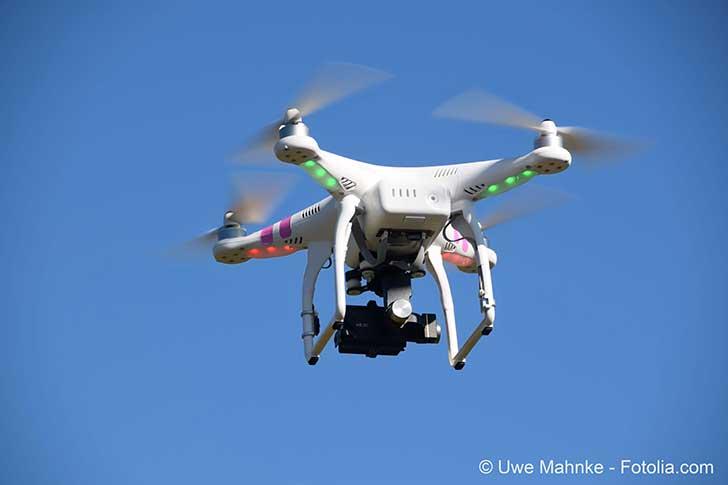 Les drones peuvent favoriser ou compliquer la lutte contre les incendies de forêt