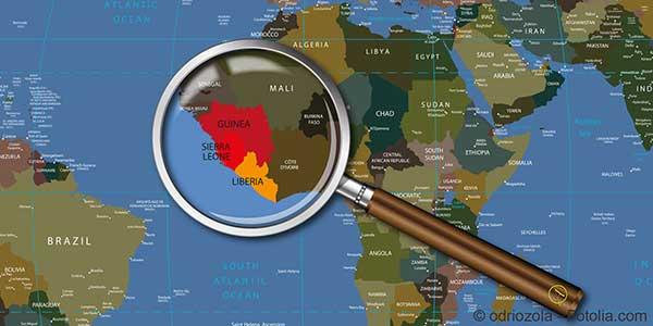 L'épicentre de l'épidémie d'Ebola s'est déplacé en Guinée