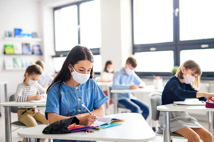 L'école en cas de reprise de l'épidémie de la Covid-19