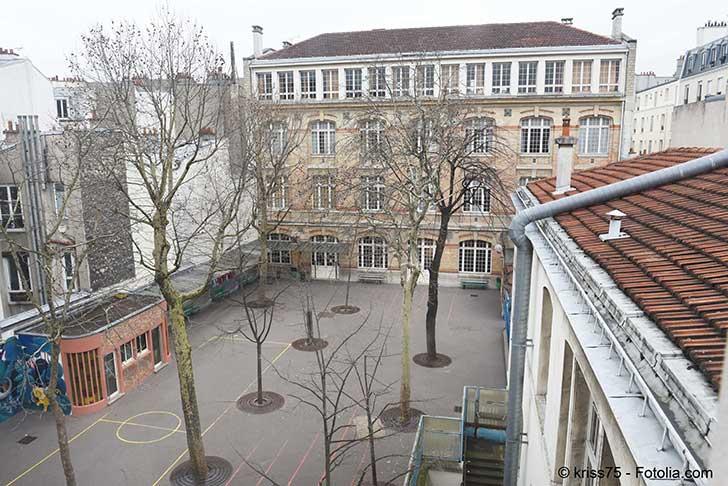 A Paris les écoles maternelles sont en perte de vitesse parce que les familles désertent la ville