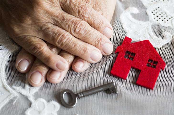 A partir de 60 ans il est difficile d'obtenir un crédit à long terme pour se loger