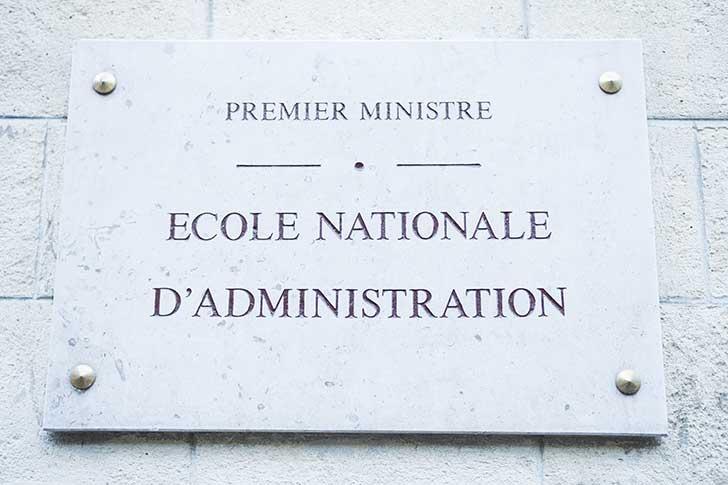 Le remplacement de l'ENA fait partie de la réforme l'Etat voulue par le président Macron