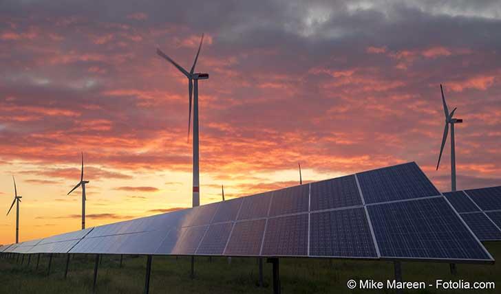 Les instances européennes s'accordent sur les énergies renouvelables
