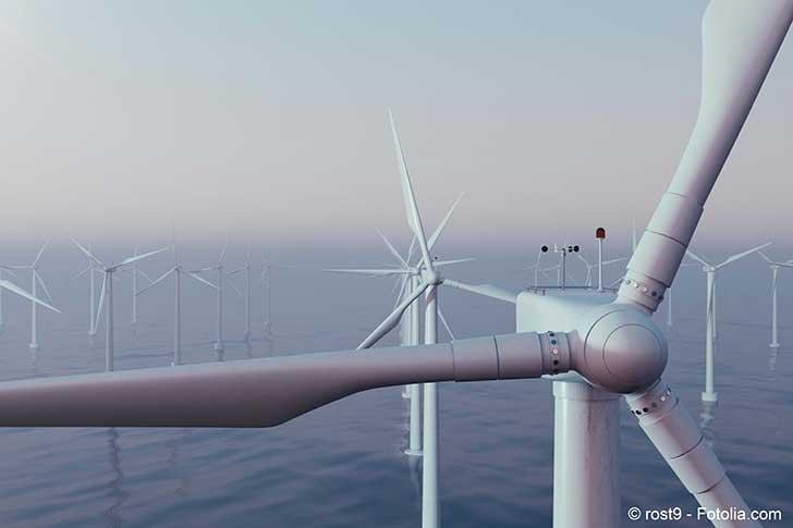 La France veut ren�gocier les prix de reprise de l��lectricit� produite par les �oliennes en mer