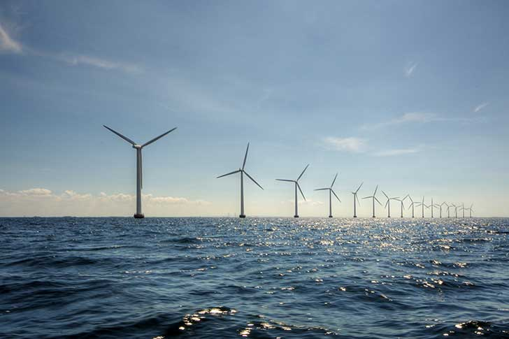 L'éolien en mer doit rattraper son retard en France