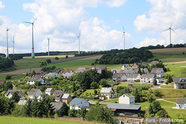 De la difficulté à implanter des éoliennes dans les zones habitées