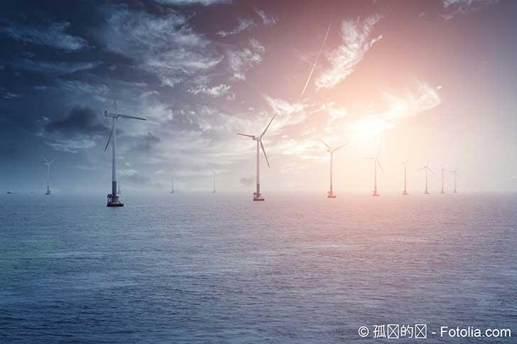 La France reste en face de son retard dans l'éolien en mer