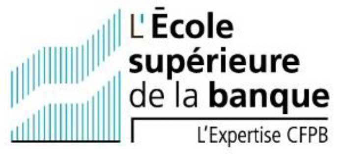L�Ecole sup�rieure de la banque annonce la nomination d�Eric Depond