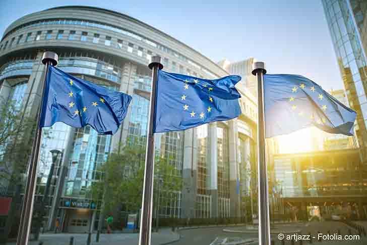L�Union europ�enne s�appr�te � ouvrir les vannes financi�res pour sauver son �conomie