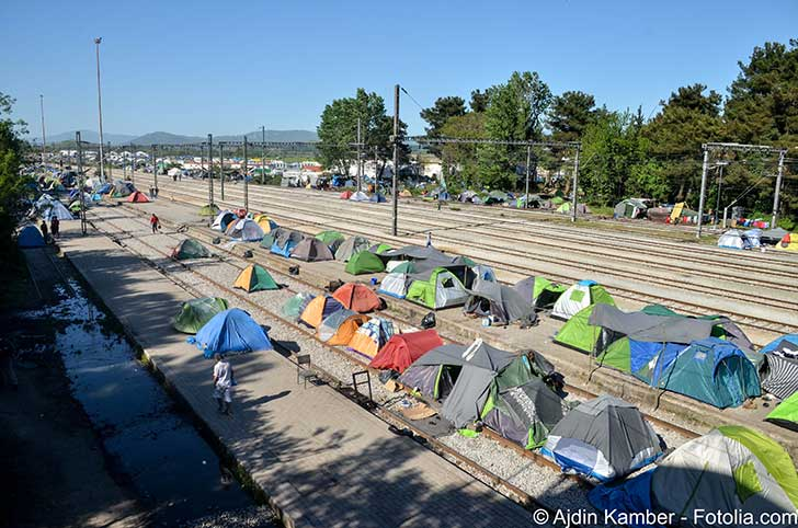 L'Europe n'est pas prête à accueillir la ruée d'immigration qu'on lui prédit