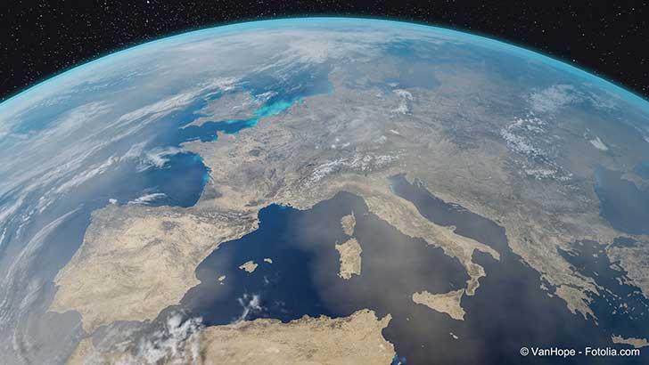 La pollution atmosphérique reste trop élevée dans l'ensemble de l'Europe