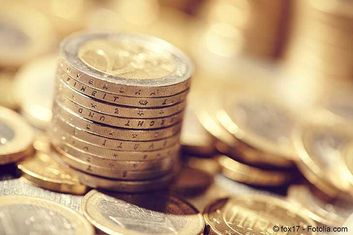 Affectation totale de l'épargne sur un compartiment en euros