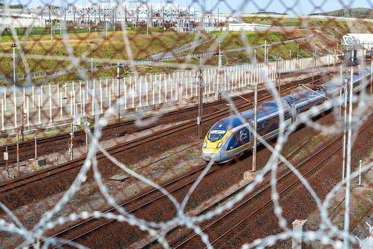 Eurostar est une victime de la Covid-19