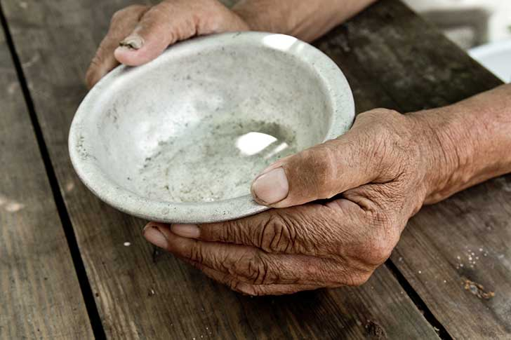 La pandémie aggrave la faim dans le monde
