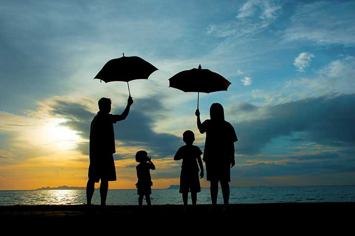 Famille : pourquoi une assurance pr�voyance est essentielle