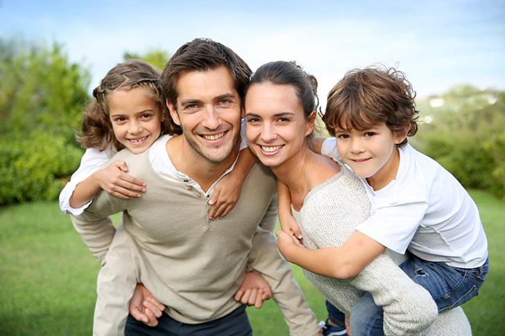 Le choix normal des familles tend vers deux enfants