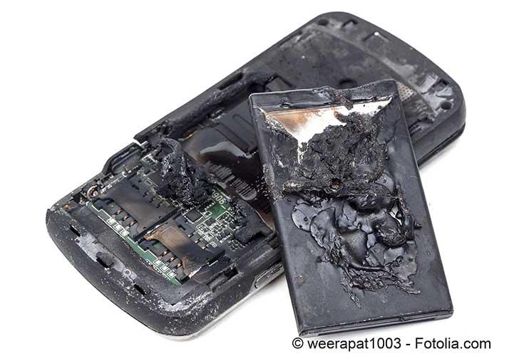 Les batteries de la téléphonie mobile ne sont pas des objets inertes