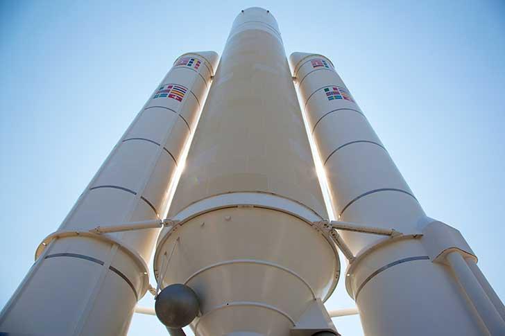 L'Agence spatiale européenne relance la recherche spatiale