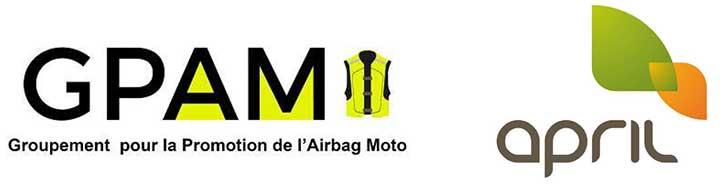 APRIL Moto s�engage aux c�t�s du GPAM pour faciliter l�acc�s au gilet Airbag aux motards