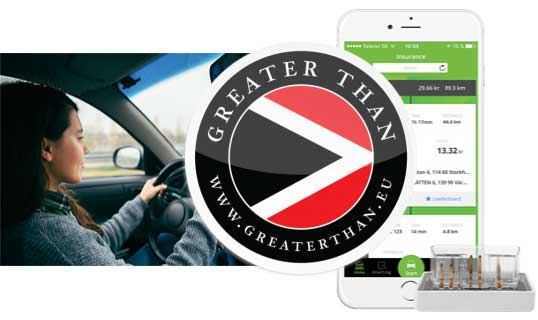 Greater Than d�barque sur nos routes avec sa technologie Enerfy