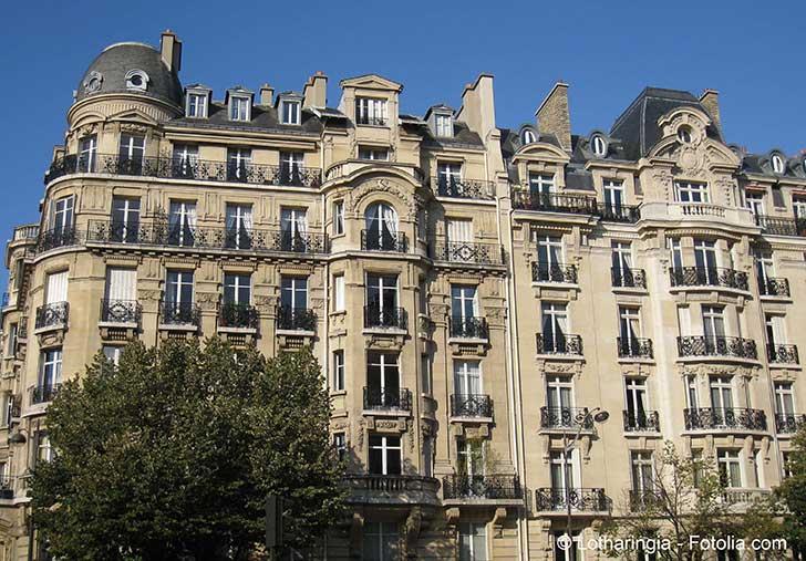 La France est un vieux pays et son parc immobilier en est le reflet