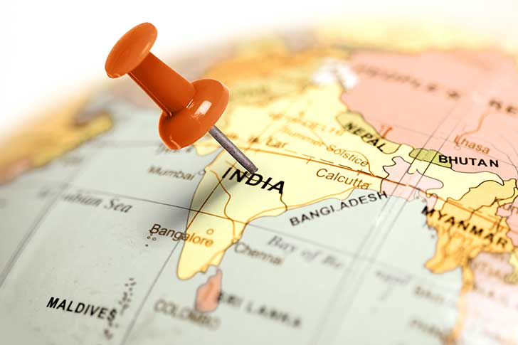 Les Etats-Unis et l'Europe ont été les premiers à promettre leur aide à l'Inde ravagé par la Covid-19
