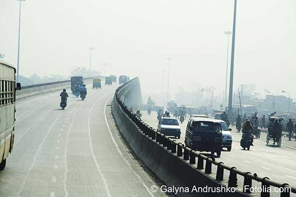 Pollution : New Delhi teste des mesures pour sortir de sa situation calamiteuse