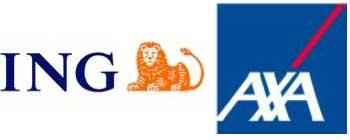 Bancassurance : ING et AXA signent un partenariat
