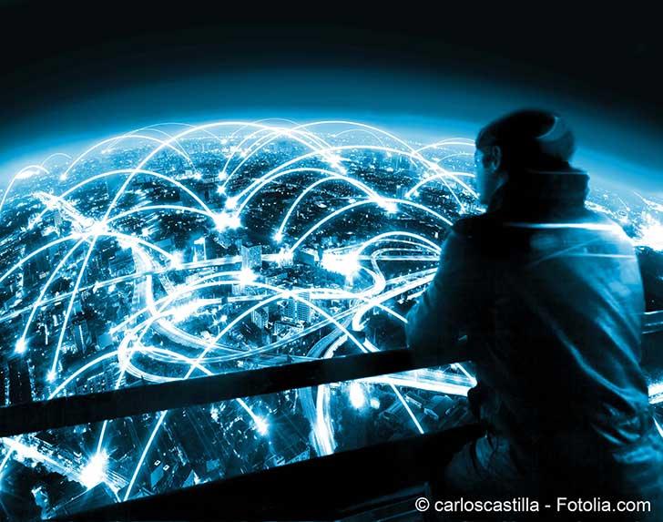 Les usagers ignorent tout des infrastructures d�Internet