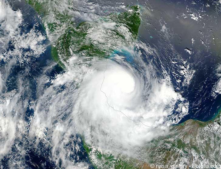 Apr�s le passage de l�ouragan Irma la reconstruction dans l�ile de Saint Martin reste laborieuse