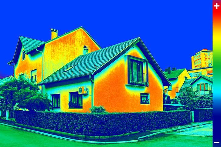 Une mission parlementaire a constaté le retard de la France en matière de rénovation énergétique des bâtiments