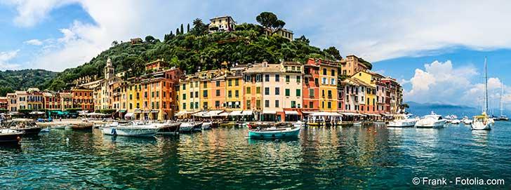 Des vacances en Italie