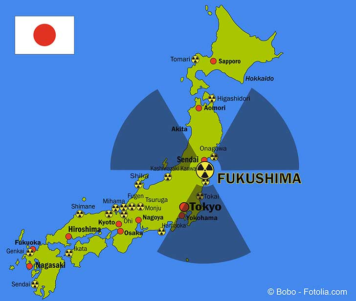 Le co�t de la facture de Fukushima s�envole