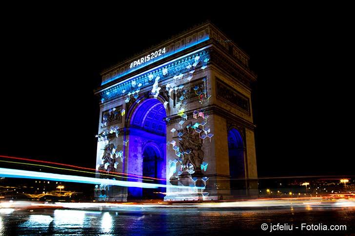 Les Jeux Olympiques à Paris en 2024 sont contestés
