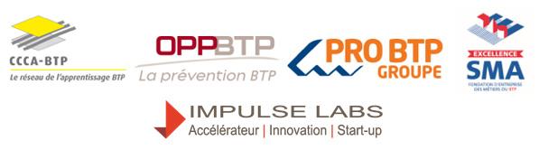 5 nouvelles start-up s�lectionn�es pour rejoindre l�acc�l�rateur � Sant� � Pr�vention dans le BTP �