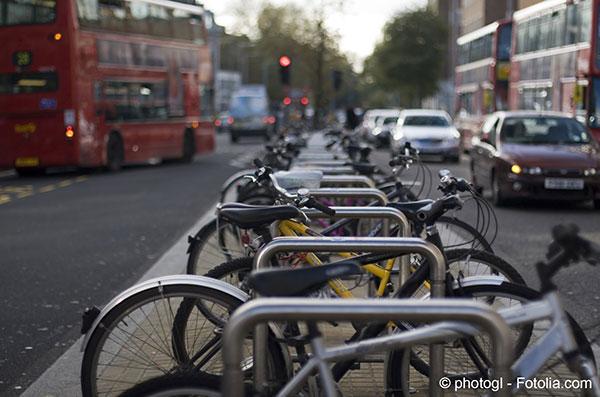 Londres prépare 35 km d'autoroute pour vélos