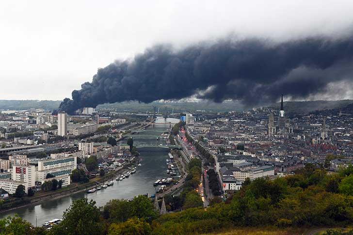Les usines chimiques n�inspirent pas confiance