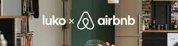 Luko et Airbnb signent un accord de partenariat