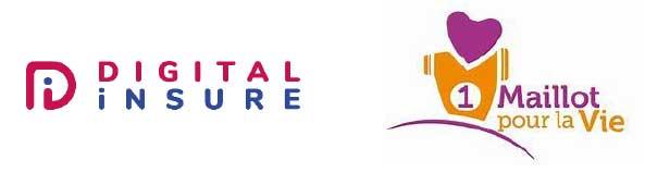 Digital Insure annonce son m�c�nat avec l�association � 1 Maillot pour la Vie �