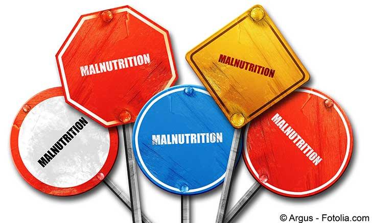 La malnutrition est devenue un fl�au mondial
