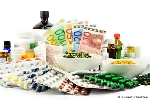 Les laboratoires pharmaceutiques ont la possibilité de manipuler le prix des médicaments